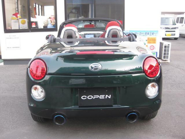 「ダイハツ」「コペン」「オープンカー」「栃木県」の中古車9