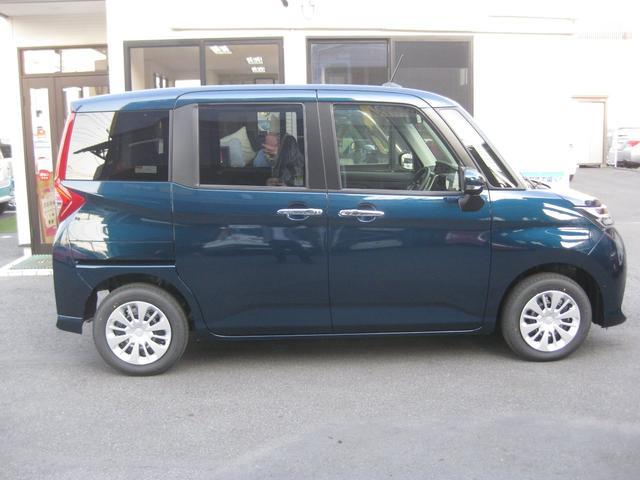 G リミテッドII SAIII ナビ付 登録済未使用車(8枚目)