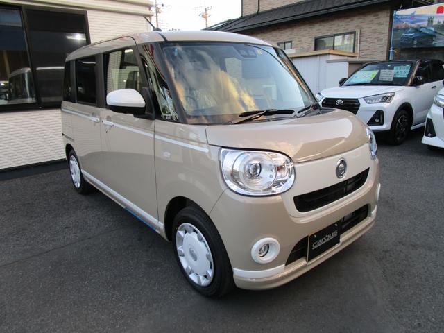 GホワイトアクセントVS SAIII ナビ・パノラマモニター付 届出済未使用車(3枚目)