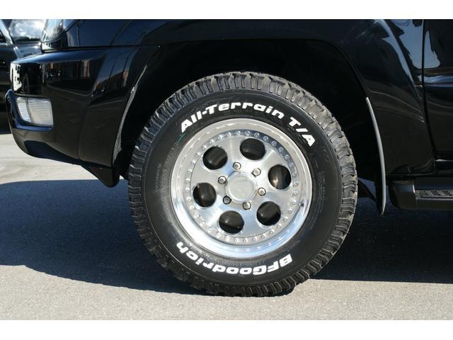 BFグッドリッチ タイヤサイズは265/65R17になります。