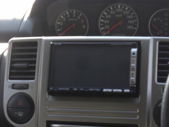 日産 エクストレイル S4WDナビ