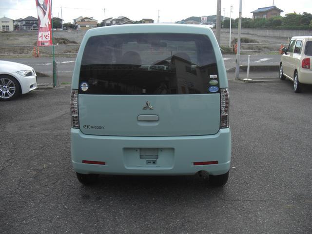 三菱 eKワゴン MX ナビ