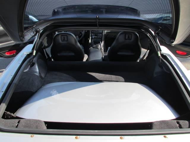 ベースグレード タルガトップ 黒革 ディーラー車 ノーマル車(14枚目)