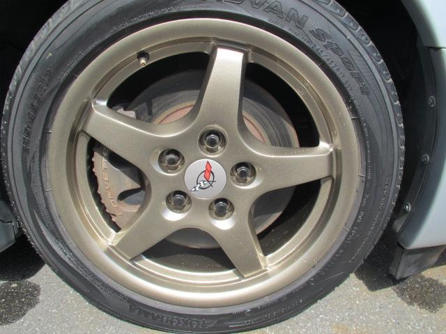 ベースグレード タルガトップ 黒革 ディーラー車 ノーマル車(16枚目)