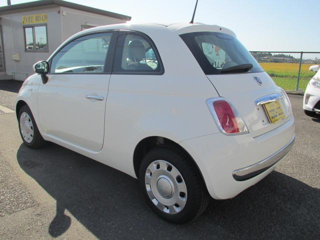 「フィアット」「フィアット 500」「コンパクトカー」「群馬県」の中古車3