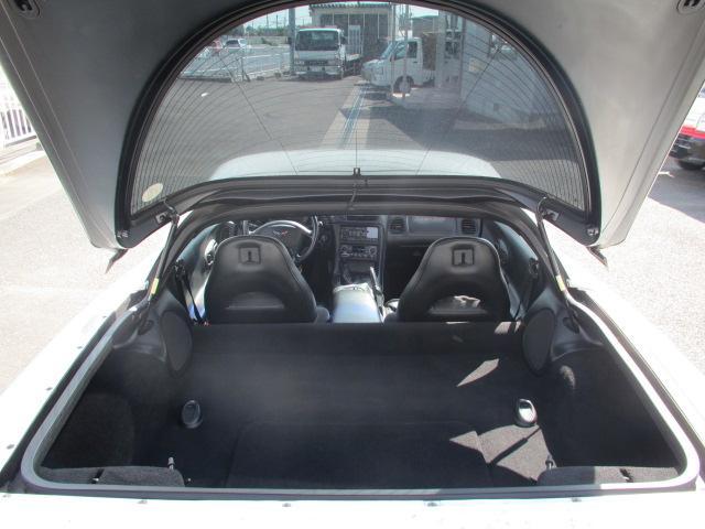 ベースグレード タルガトップ 黒革 ディーラー車 ノーマル車(15枚目)