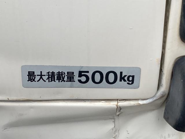 DX ショート 4速マニュアル 後期 クーラー付 NOX適合 ラジオ 13インチアルミ 最大積載量500kg 2人乗り(22枚目)