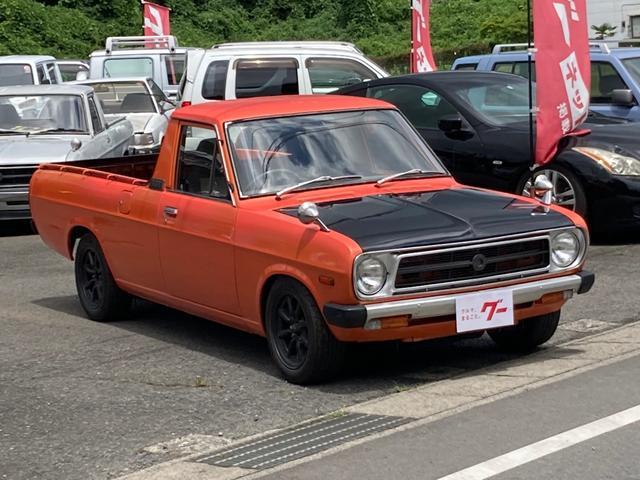 ロングDX 4速マニュアル 後期 ワタナベ13インチアルミ NOX適合 色替車 2人乗り(2枚目)