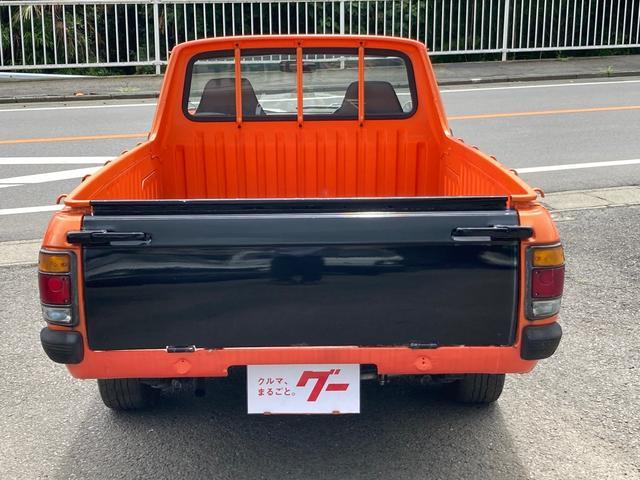 ロングDX 4速マニュアル 後期 ワタナベ13インチアルミ NOX適合 色替車 2人乗り(13枚目)