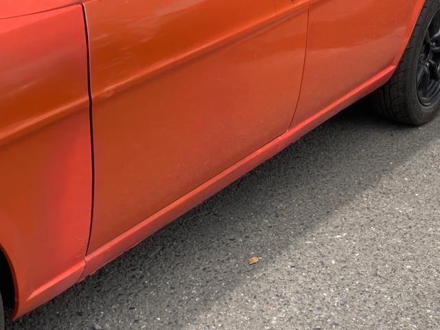 ロングDX 4速マニュアル 後期 ワタナベ13インチアルミ NOX適合 色替車 2人乗り(33枚目)