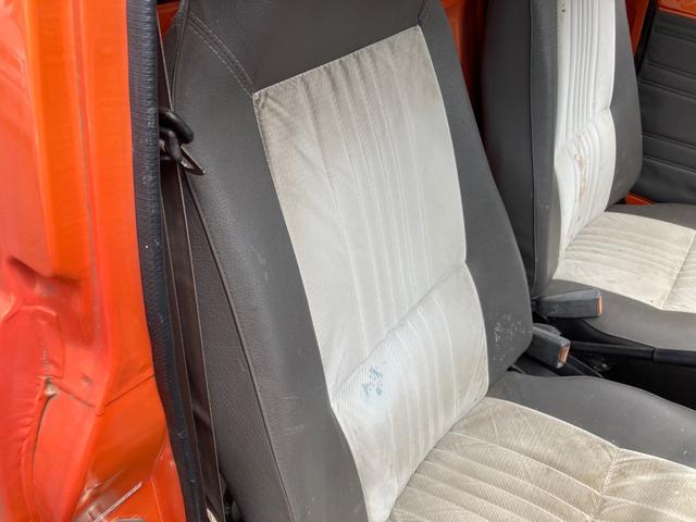 ロングDX 4速マニュアル 後期 ワタナベ13インチアルミ NOX適合 色替車 2人乗り(50枚目)