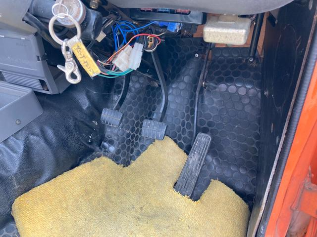 ロングDX 4速マニュアル 後期 ワタナベ13インチアルミ NOX適合 色替車 2人乗り(52枚目)