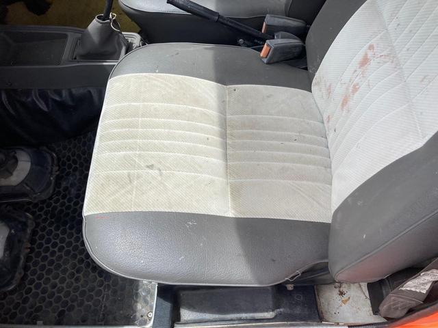ロングDX 4速マニュアル 後期 ワタナベ13インチアルミ NOX適合 色替車 2人乗り(56枚目)