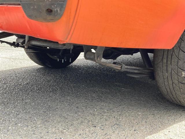 ロングDX 4速マニュアル 後期 ワタナベ13インチアルミ NOX適合 色替車 2人乗り(62枚目)