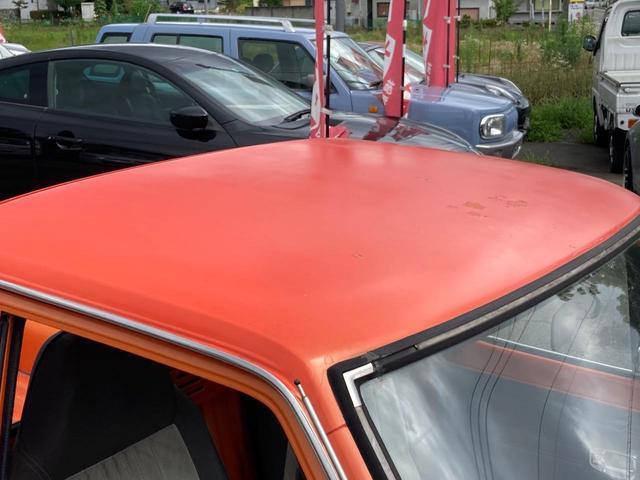 ロングDX 4速マニュアル 後期 ワタナベ13インチアルミ NOX適合 色替車 2人乗り(65枚目)