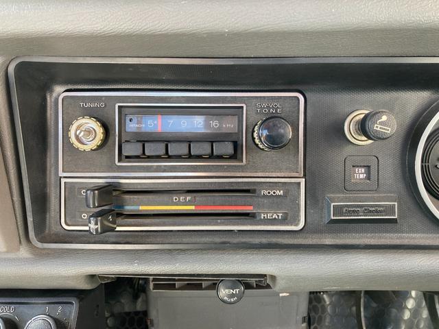 ロングDX 4速マニュアル 後期 ワタナベ13インチアルミ NOX適合 色替車 2人乗り(73枚目)
