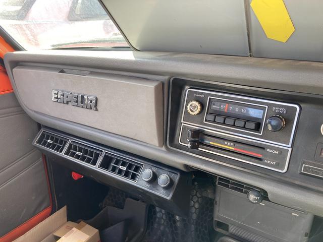 ロングDX 4速マニュアル 後期 ワタナベ13インチアルミ NOX適合 色替車 2人乗り(75枚目)