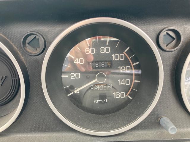 ロングDX 4速マニュアル 後期 ワタナベ13インチアルミ NOX適合 色替車 2人乗り(76枚目)