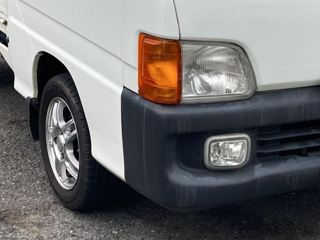 TC 4WD 5速マニュアル 三方開 クレーン付 公認済 ラジオ 運転席側エアバッグ エアコン パワーステアリング 社外13インチアルミ 最大積載量350kg(6枚目)