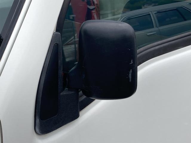 TC 4WD 5速マニュアル 三方開 クレーン付 公認済 ラジオ 運転席側エアバッグ エアコン パワーステアリング 社外13インチアルミ 最大積載量350kg(36枚目)