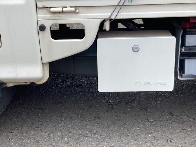 TC 4WD 5速マニュアル 三方開 クレーン付 公認済 ラジオ 運転席側エアバッグ エアコン パワーステアリング 社外13インチアルミ 最大積載量350kg(40枚目)