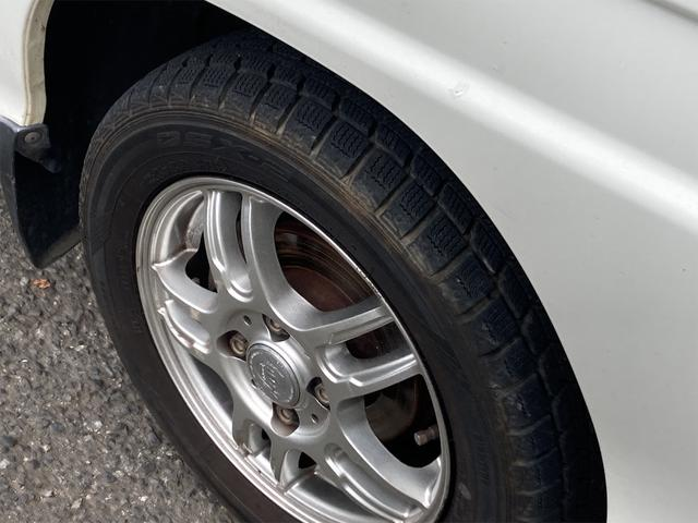 TC 4WD 5速マニュアル 三方開 クレーン付 公認済 ラジオ 運転席側エアバッグ エアコン パワーステアリング 社外13インチアルミ 最大積載量350kg(49枚目)