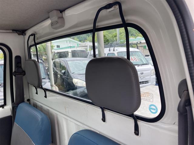 TC 4WD 5速マニュアル 三方開 クレーン付 公認済 ラジオ 運転席側エアバッグ エアコン パワーステアリング 社外13インチアルミ 最大積載量350kg(71枚目)