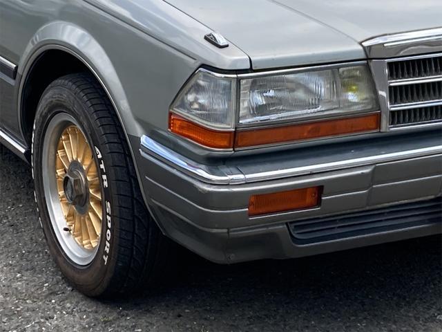 SGL 社外15インチアルミ ナルディステアリング CDオーディオ エアコン パワーステアリング パワーウインドウ オートマ車 タイミングベルト交換済(6枚目)