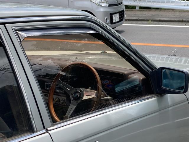 SGL 社外15インチアルミ ナルディステアリング CDオーディオ エアコン パワーステアリング パワーウインドウ オートマ車 タイミングベルト交換済(30枚目)