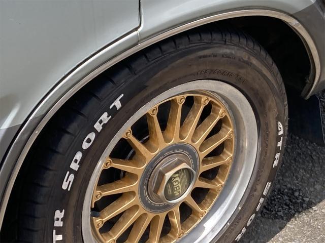 SGL 社外15インチアルミ ナルディステアリング CDオーディオ エアコン パワーステアリング パワーウインドウ オートマ車 タイミングベルト交換済(37枚目)