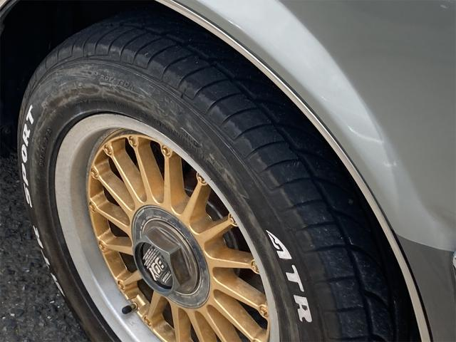 SGL 社外15インチアルミ ナルディステアリング CDオーディオ エアコン パワーステアリング パワーウインドウ オートマ車 タイミングベルト交換済(39枚目)