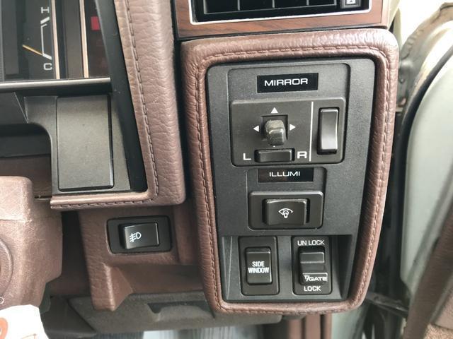 SGL 社外15インチアルミ ナルディステアリング CDオーディオ エアコン パワーステアリング パワーウインドウ オートマ車 タイミングベルト交換済(72枚目)