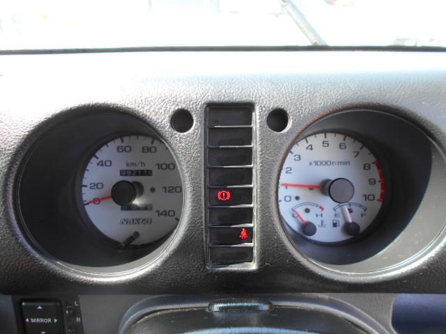 G 5MT 4WD ETC純正アルミ キーレス Wエアバック(13枚目)