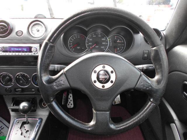 アクティブトップ 社外15インチアルミ 社外マフラー Rスポイラー ABS Wエアバック キーレス 車検令和3年9月 ターボタイマー 社外エアロ 新品フロアマット 新品バッテリー(16枚目)