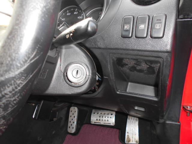 アクティブトップ 社外15インチアルミ 社外マフラー Rスポイラー ABS Wエアバック キーレス 車検令和3年9月 ターボタイマー 社外エアロ 新品フロアマット 新品バッテリー(19枚目)