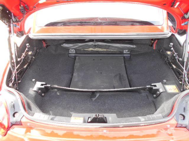 アクティブトップ 社外15インチアルミ 社外マフラー Rスポイラー ABS Wエアバック キーレス 車検令和3年9月 ターボタイマー 社外エアロ 新品フロアマット 新品バッテリー(30枚目)
