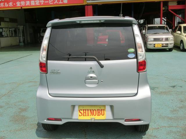三菱 eKカスタム T ターボ スマートキー HID オートAC 15AW CD