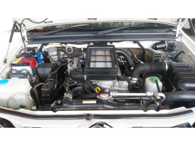 XC 4WD ターボ オートマ 2インチアップ アピオ製外マフラー(24枚目)