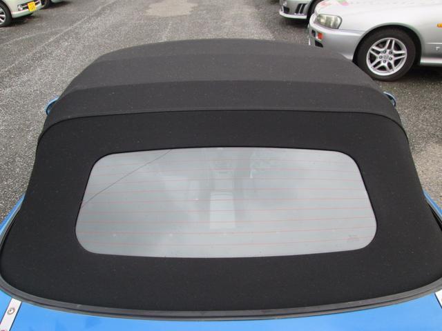 ベースグレード 幌張替え・クラッチ交換済 BLITZ車高調(9枚目)