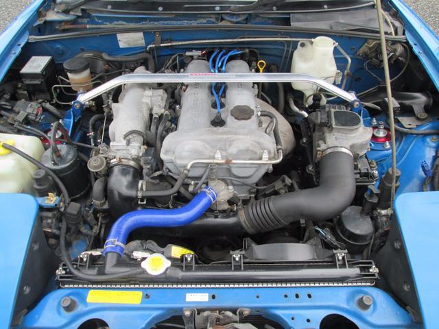 ベースグレード 幌張替え・クラッチ交換済 BLITZ車高調(15枚目)