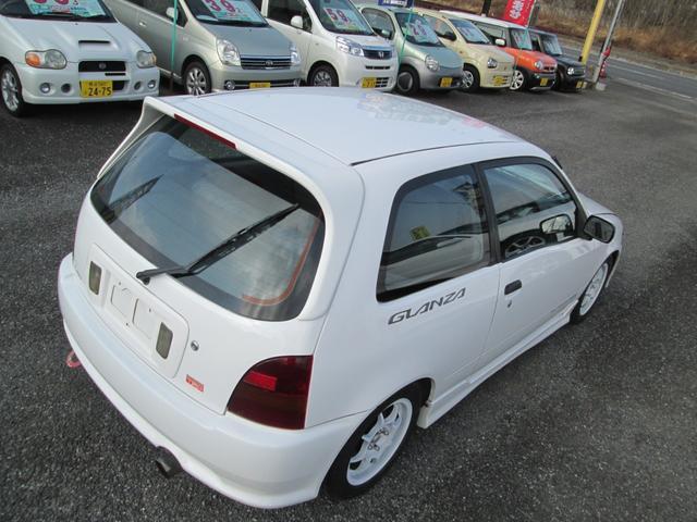 グランツァV 6MT 社外マフラー 車高調 インタークーラー(12枚目)