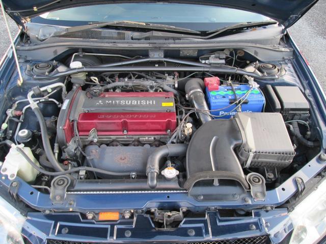 三菱 ランサー エボリューションVII GT-A 1オーナー Tベル交換済み