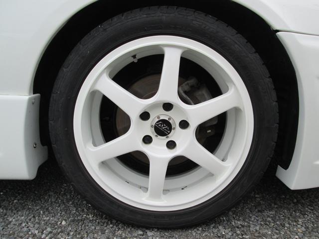 スペックS /純正5速MT/社外フルエアロ/TEIN車高調/フジツボマフラー(18枚目)