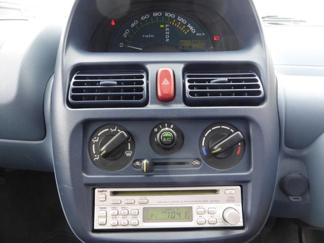 ガソリンB キーレス フル装備 Wエアバッグ ABS プライバシーガラス ドアバイザー(13枚目)