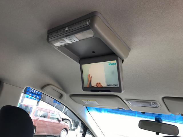 G エアロ ジャストセレクション 純正メモリーナビ ワンセグ バックカメラ Bluetooth フリップダウンモニター 両側パワスラ ETC HID(34枚目)