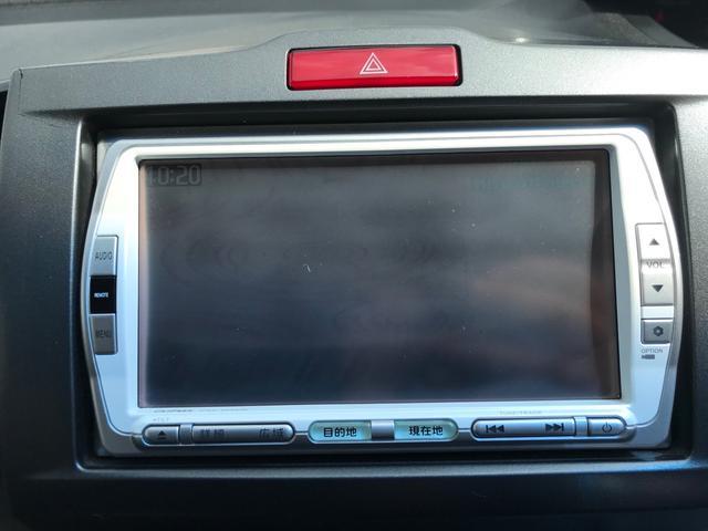 G エアロ ジャストセレクション 純正メモリーナビ ワンセグ バックカメラ Bluetooth フリップダウンモニター 両側パワスラ ETC HID(42枚目)