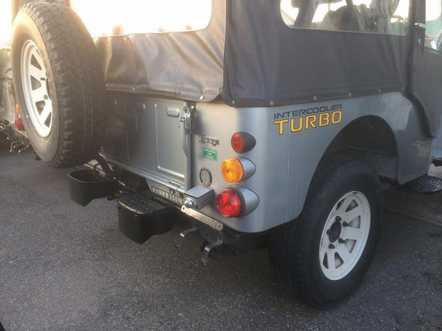 キャンバストップ ターボ 4WD J55(4枚目)
