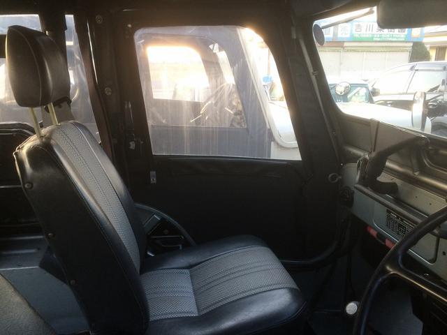 キャンバストップ ターボ 4WD J55(10枚目)