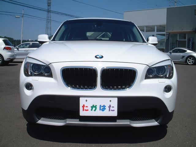 BMW BMW X1 sDrive 18i ワンオーナー コンフォートアクセス