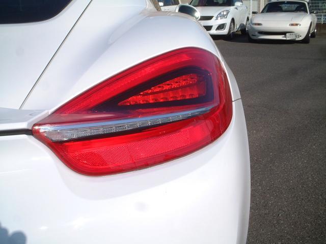 ポルシェ ポルシェ ケイマン PDK スポーツクロノ ワンオーナー 2014年モデル